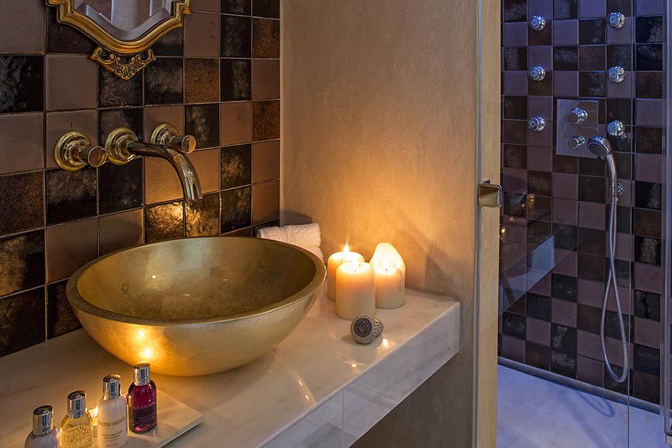 unterkunft monemvasia - Moni Emvasis Luxury Suites
