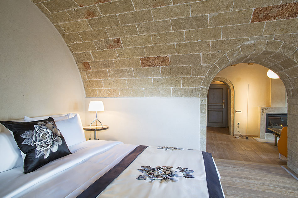 monemvasia luxus hotel - Moni Emvasis Luxury Suites