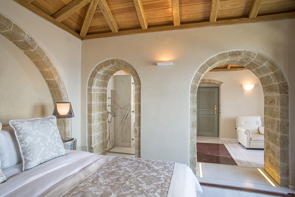 monemvasia suiten - Moni Emvasis Luxury Suites