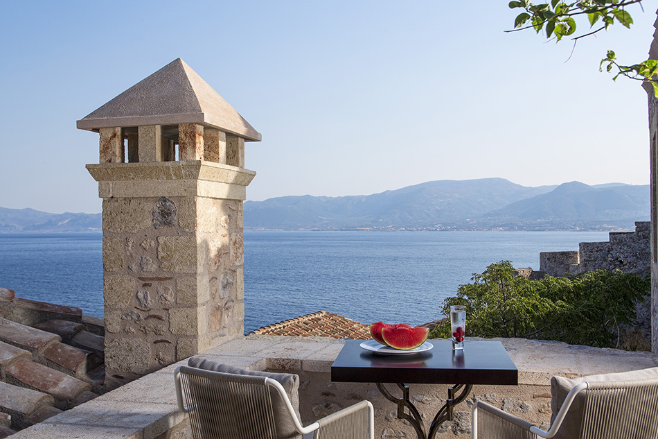 monemvasia suites - Moni Emvasis Luxury Suites