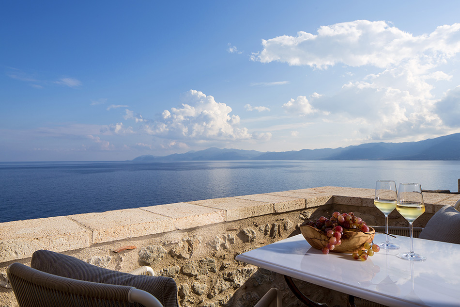 monemvasia grece sejour - Moni Emvasis Luxury Suites