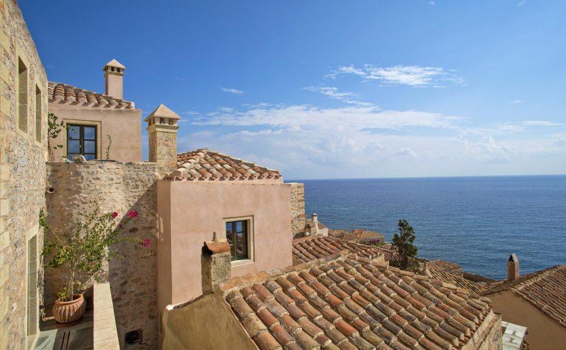 luxury accommodation monemvasia - Moni Emvasis Luxury Suites