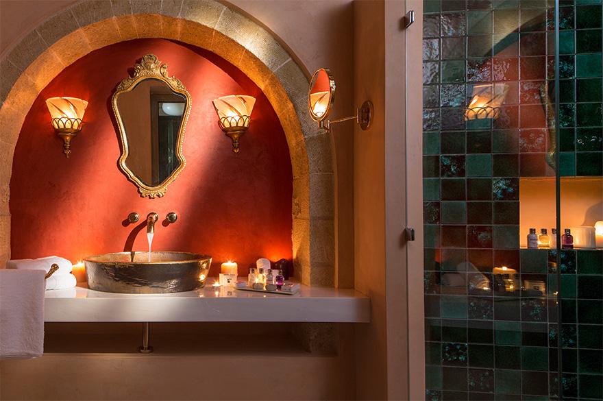 monemvasia hotel - Moni Emvasis Luxury Suites